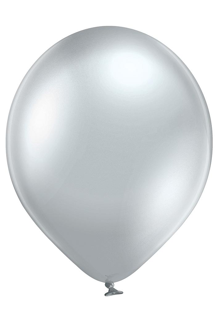 Glossy Silver